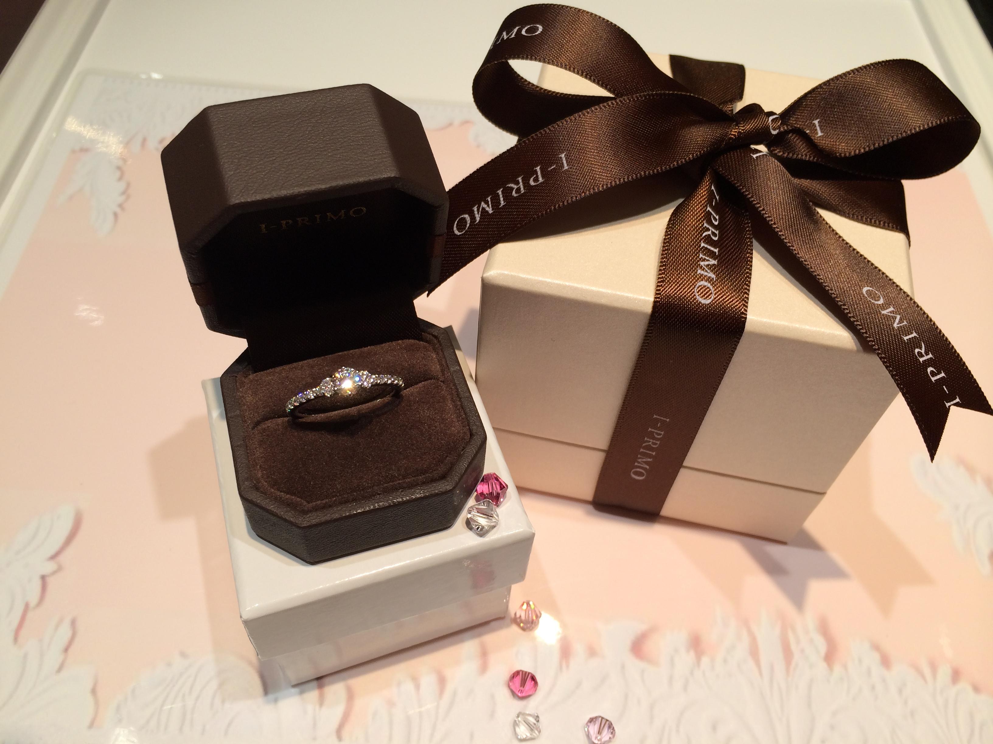 サプライズプロポーズを応援します | 婚約指輪・結婚指輪のI ...