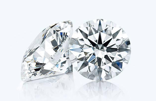 ダイヤモンドとリングの高い品質管理