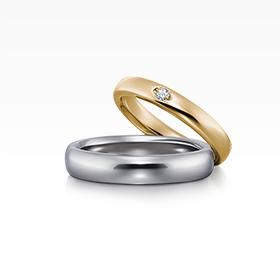 結婚指輪コーディネートイメージ