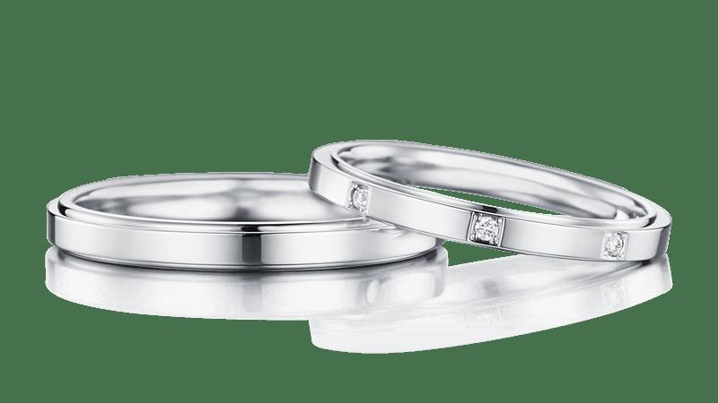春を司る神の結婚指輪♡