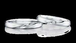 春にオススメの結婚指輪