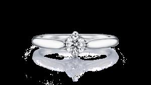 春のダイヤモンドリング