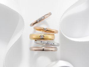 【NEW】結婚指輪のご案内