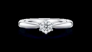 夏にぴったりな婚約指輪のご紹介