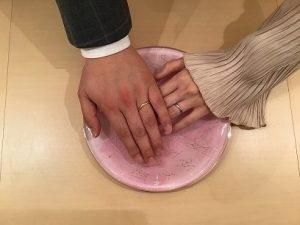 【アイプリモ盛岡大通店】お客様のリングをご紹介