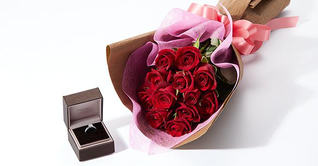 サプライズプロポーズをお考えのお客様に…♥