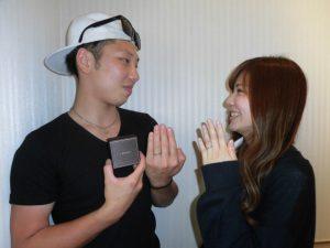 【ご結婚指輪】お客様紹介☆【アイプリモ函館店】