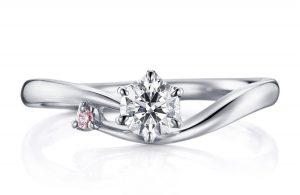 ピンクダイヤモンドのご紹介♡