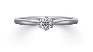 花言葉がコンセプトとなった婚約指輪♡