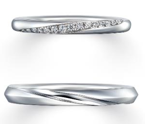 今年にぴったりの結婚指輪のご紹介