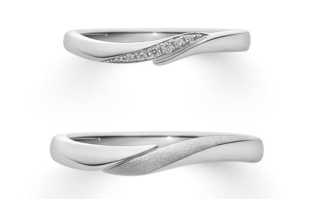 人気の結婚指輪♪