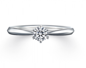 2021年にピッタリの婚約指輪♡