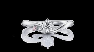 おとめ座の婚約指輪 『スピカ』
