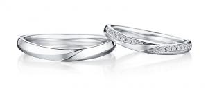 これからの時期にぴったりな結婚指輪