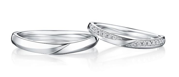 秋におすすめの結婚指輪