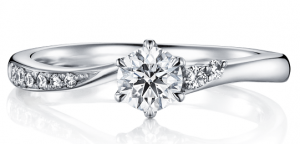 秋にまつわる結婚指輪のご紹介