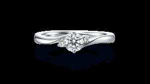 秋にまつわる婚約指輪のご紹介