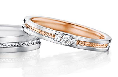 アイプリモの結婚指輪「ディオーネ」