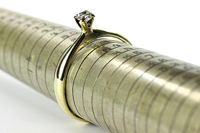 婚約指輪や結婚指輪のサイズ直し