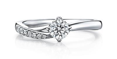 アイプリモの婚約指輪「プラウ」