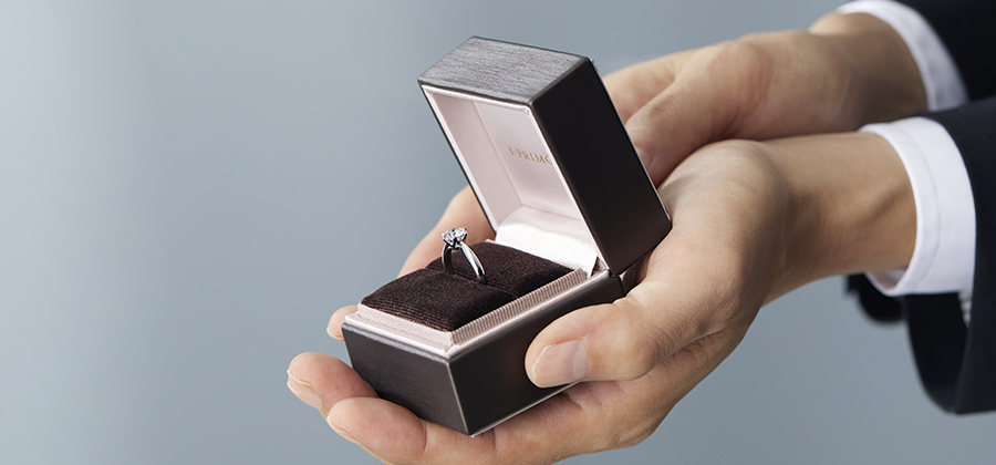 プロポーズのお手伝い
