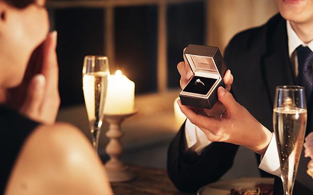 プロポーズコンシェルジュが、彼女の喜ぶプロポーズをご提案