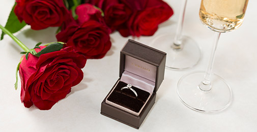 PERFECT PROPOSE RING