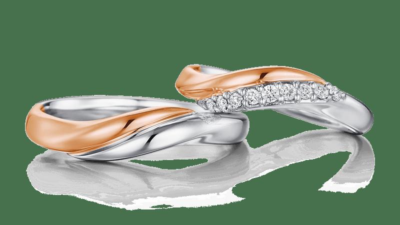 aurora オーロラ | 結婚指輪