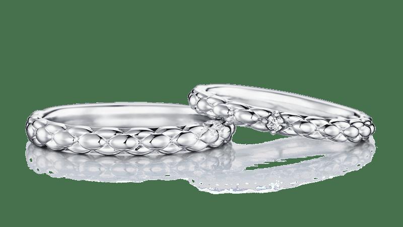 広島でおすすめの結婚指輪ショップ「アイプリモ」のリングデザイン例6