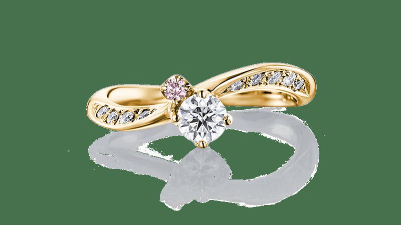 gemini ジェミニ | 婚約指輪