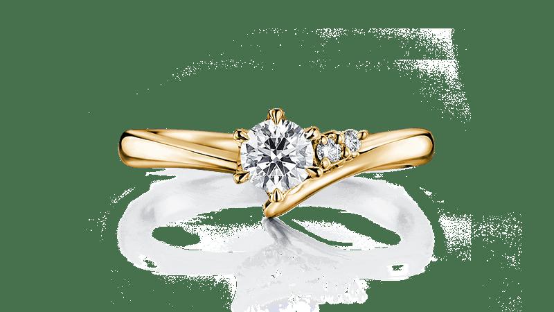 mira ミラ   婚約指輪