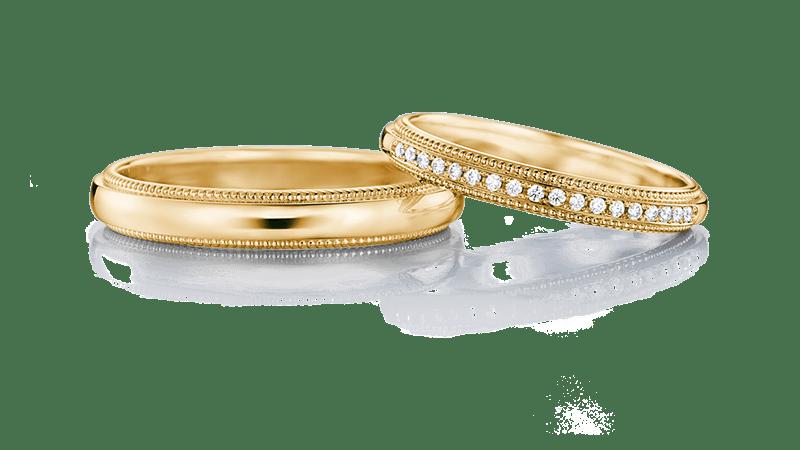 helios DR18 ヘリオスDR18   結婚指輪