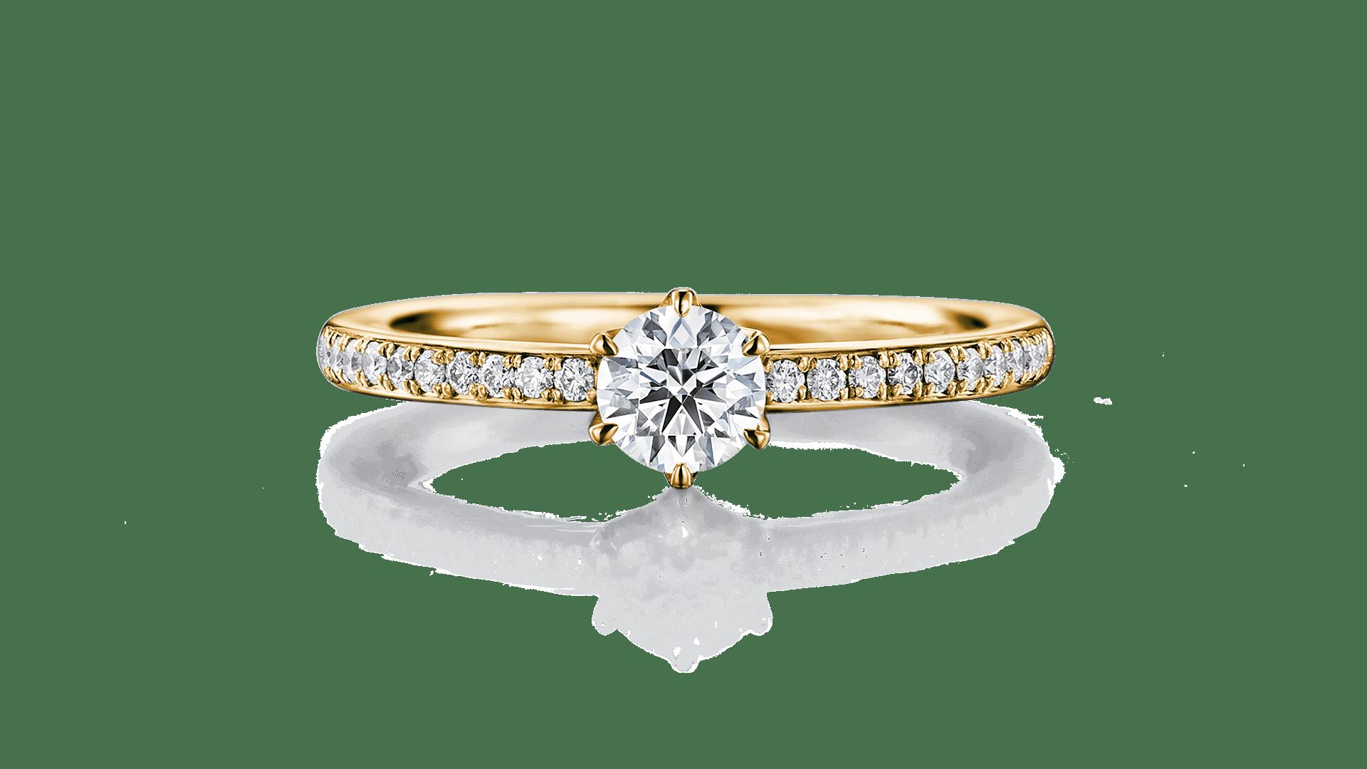 coronare コロナーレ | 婚約指輪サムネイル 1