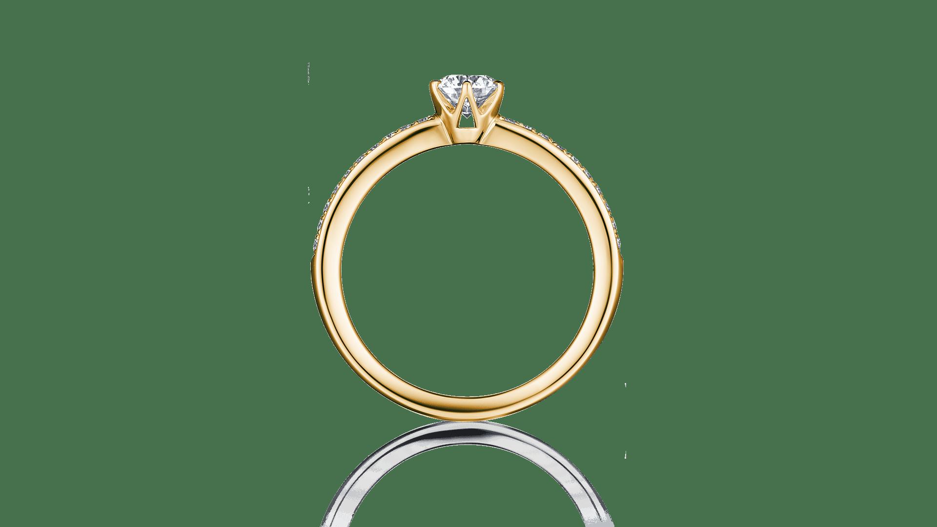 coronare コロナーレ | 婚約指輪サムネイル 2