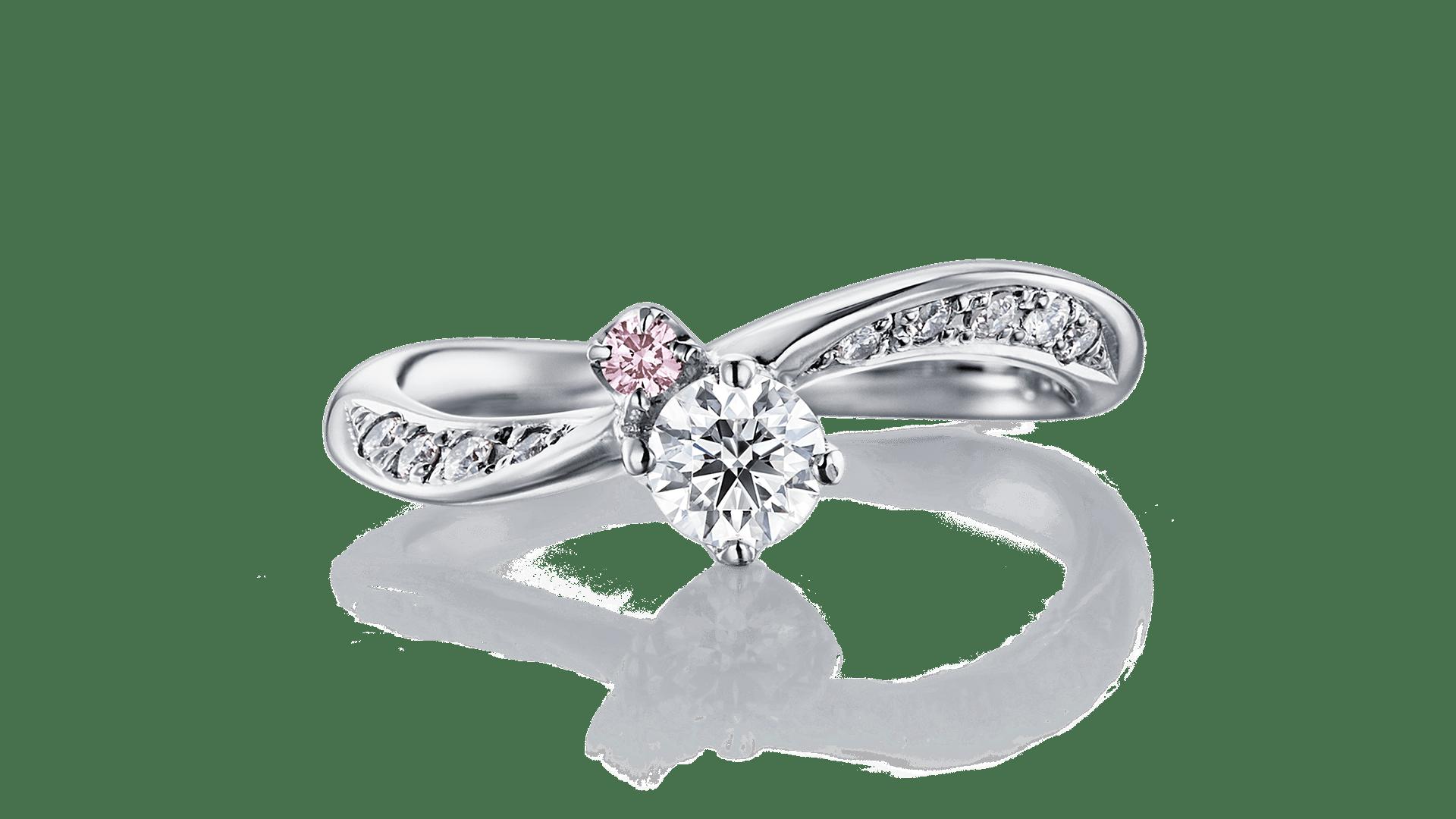 gemini ジェミニ | 婚約指輪サムネイル 1