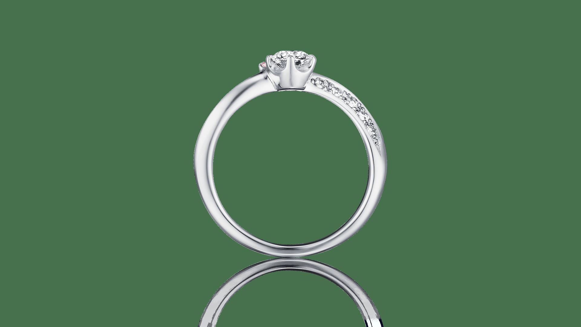 gemini ジェミニ | 婚約指輪サムネイル 2
