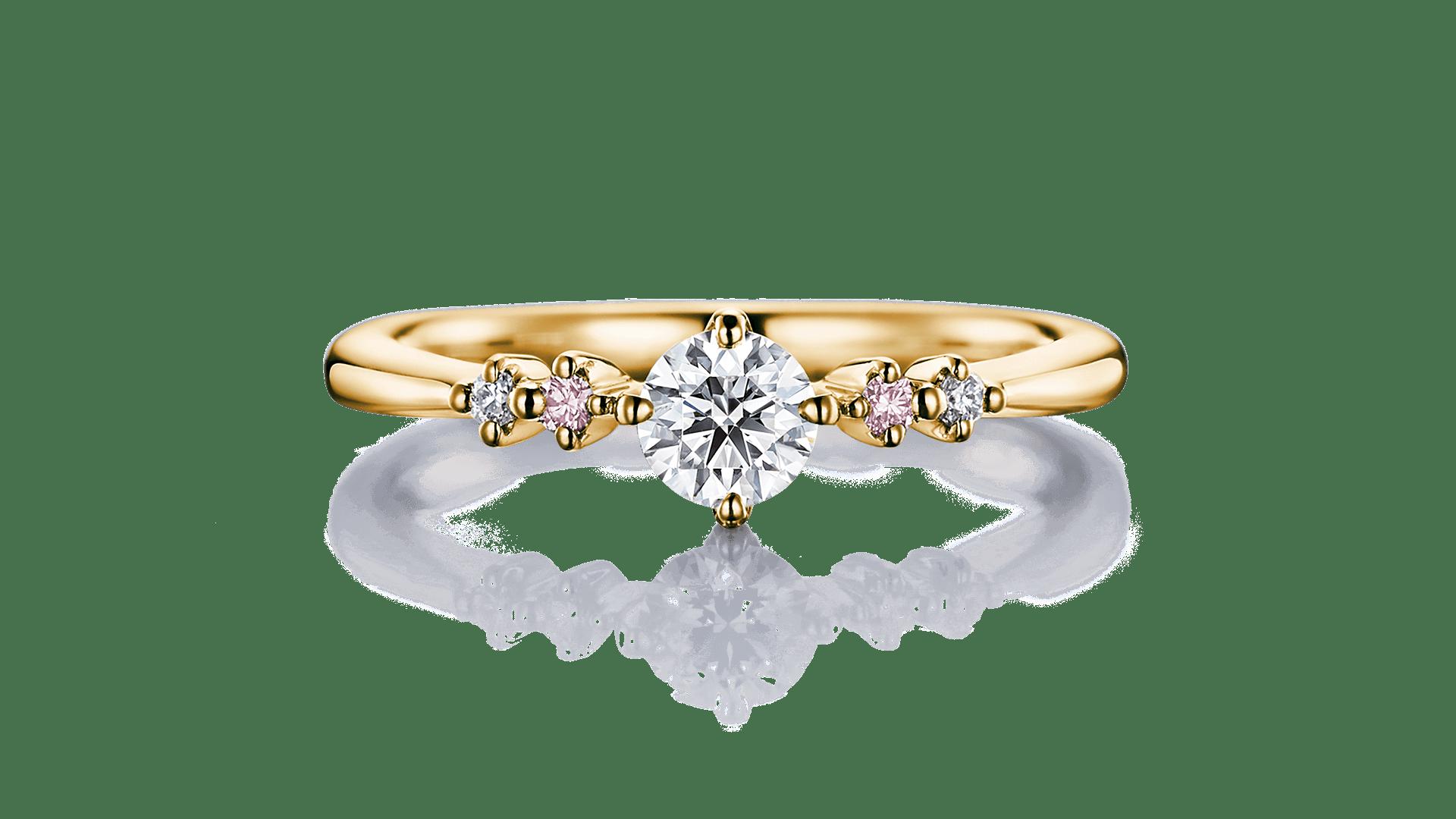 twinkle トゥインクル | 婚約指輪サムネイル 1