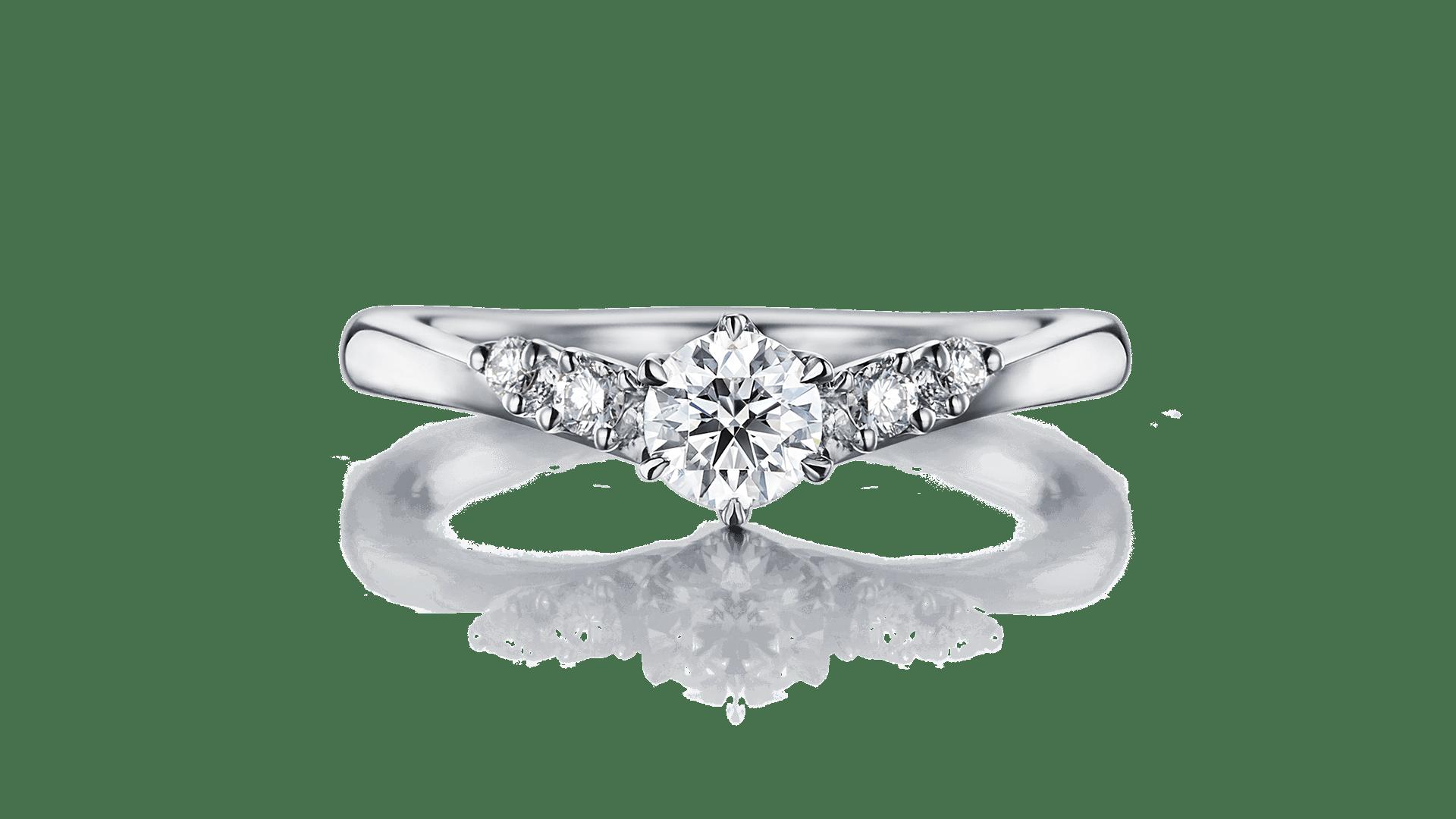 mizar ミザール | 婚約指輪サムネイル 1