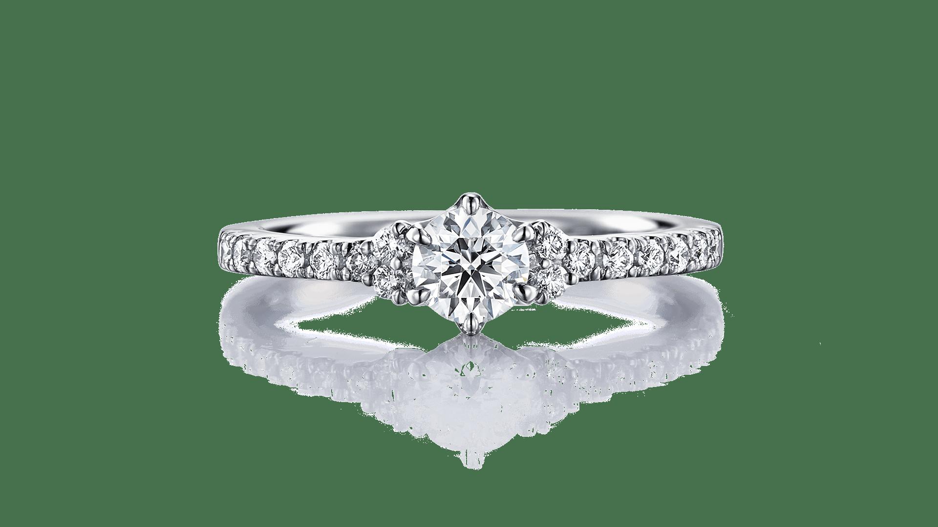 ascellaete アスセラ Ete | 婚約指輪サムネイル 1