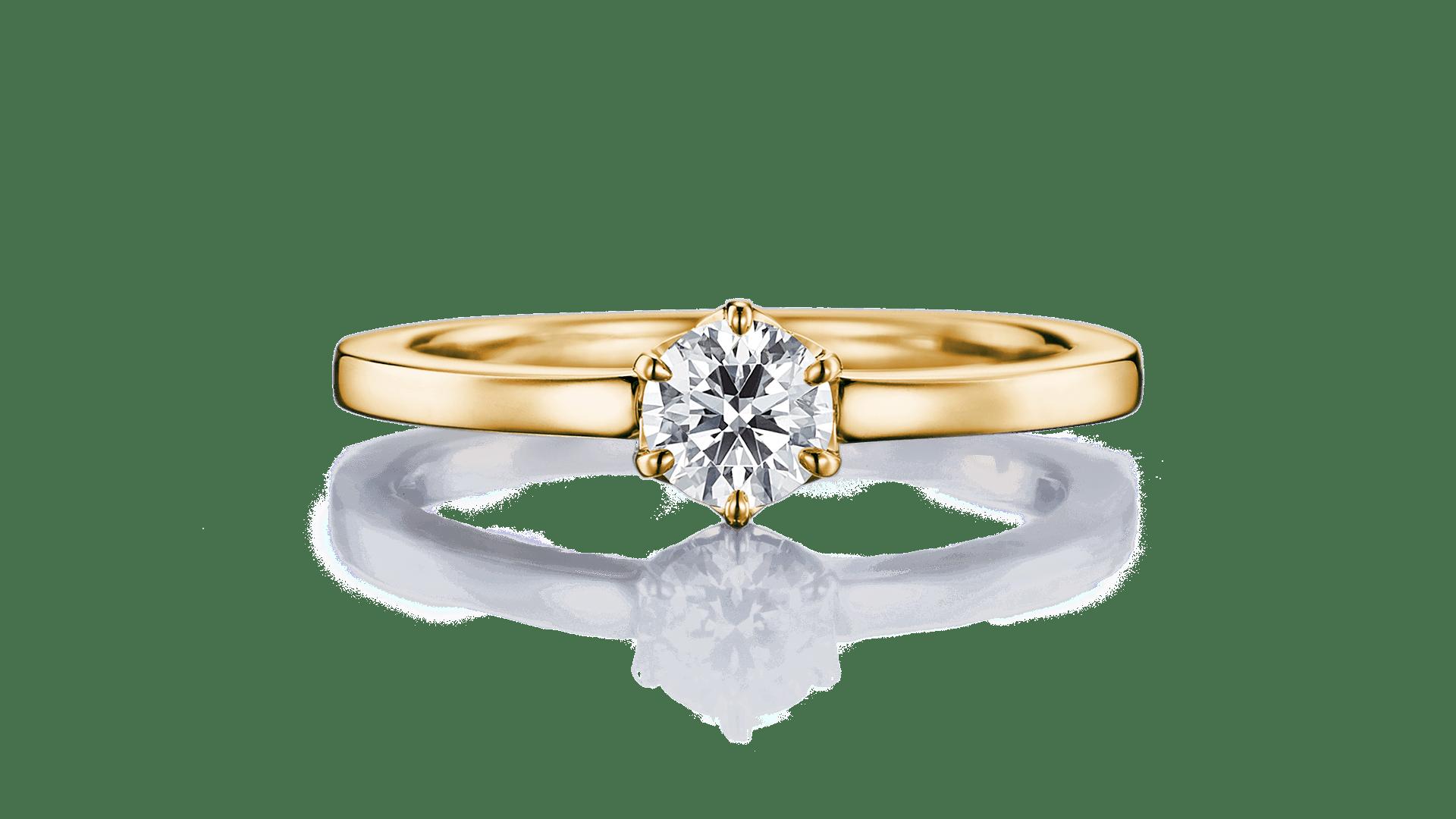 ascellasol アスセラ Sol | 婚約指輪サムネイル 1