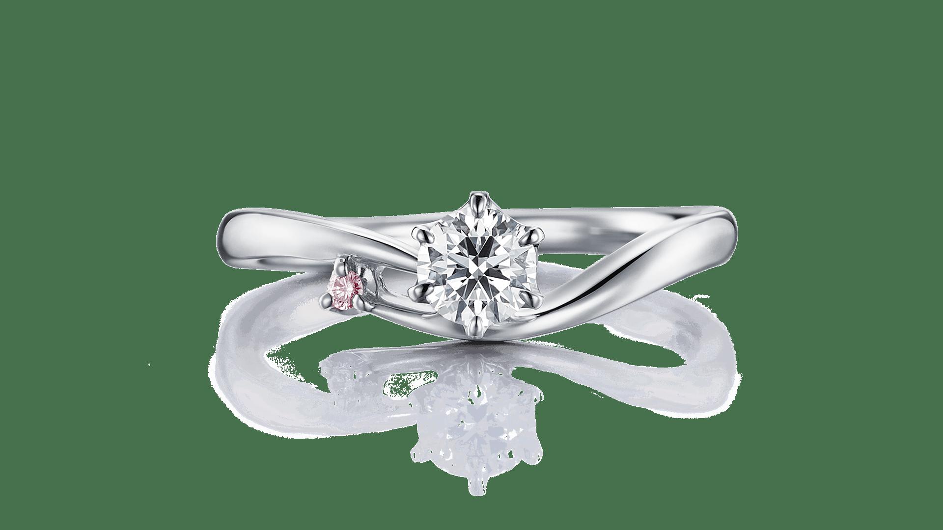 spica スピカ | 婚約指輪サムネイル 1