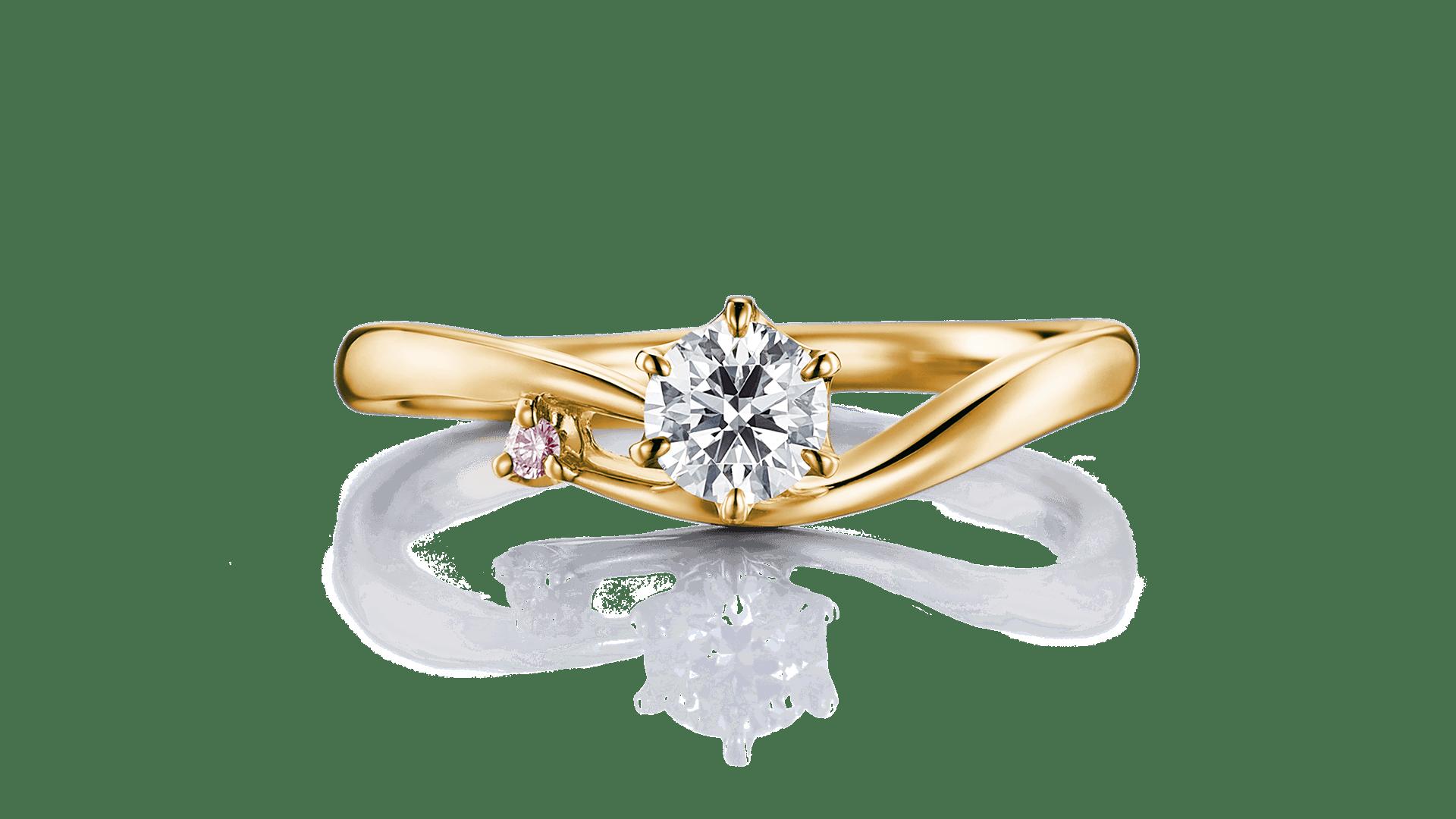 spica スピカ   婚約指輪サムネイル 1