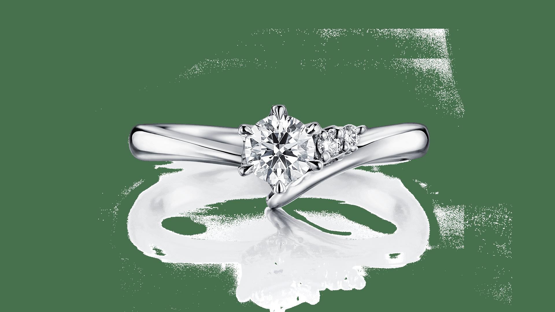mira ミラ | 婚約指輪サムネイル 1