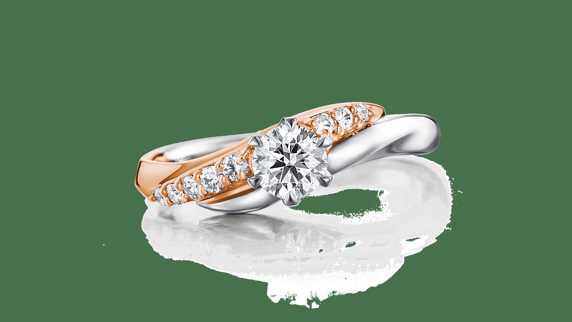 marfie マルフィ | 婚約指輪サムネイル 1