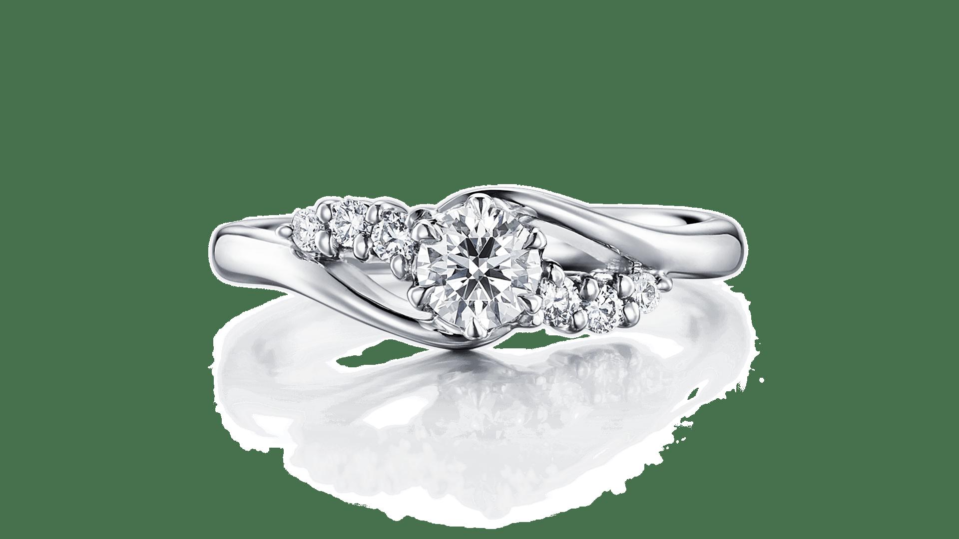atria アトリア | 婚約指輪サムネイル 1