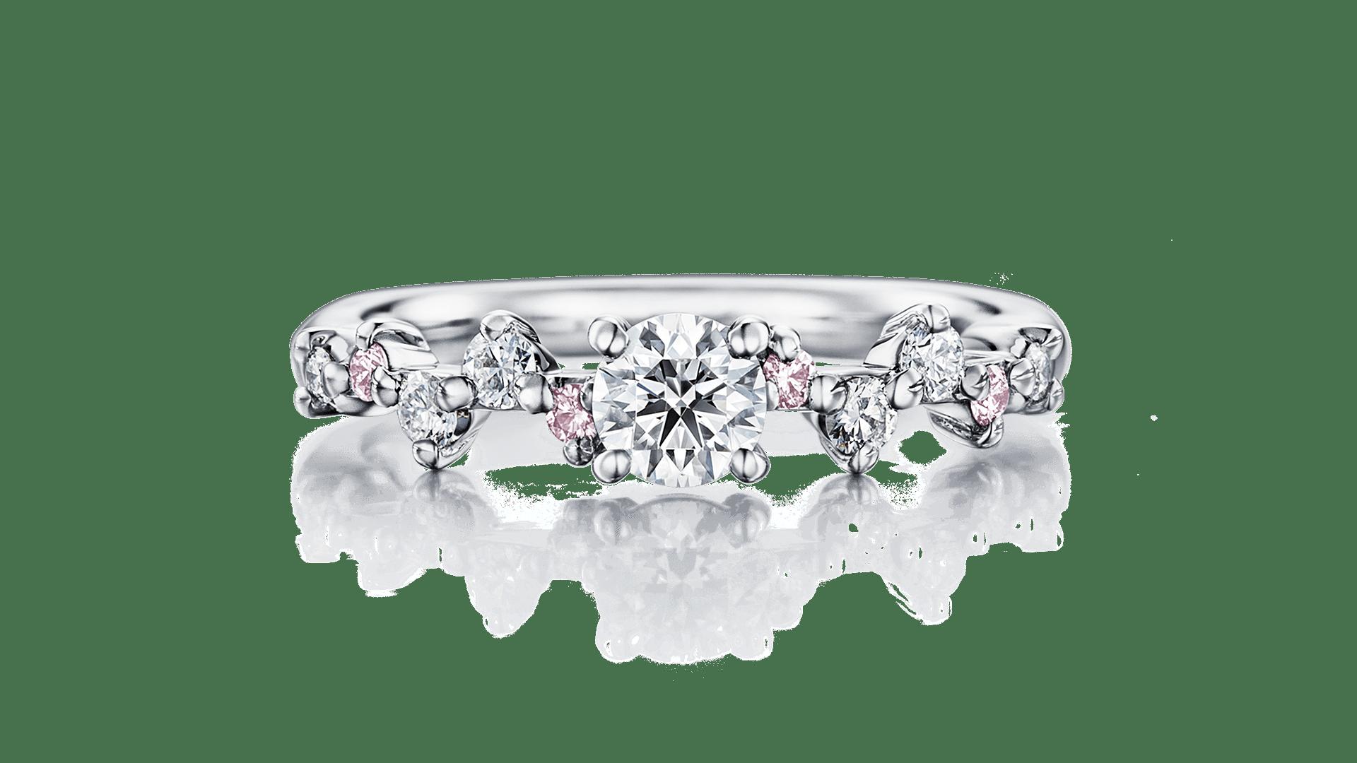 aries アリエス | 婚約指輪サムネイル 1