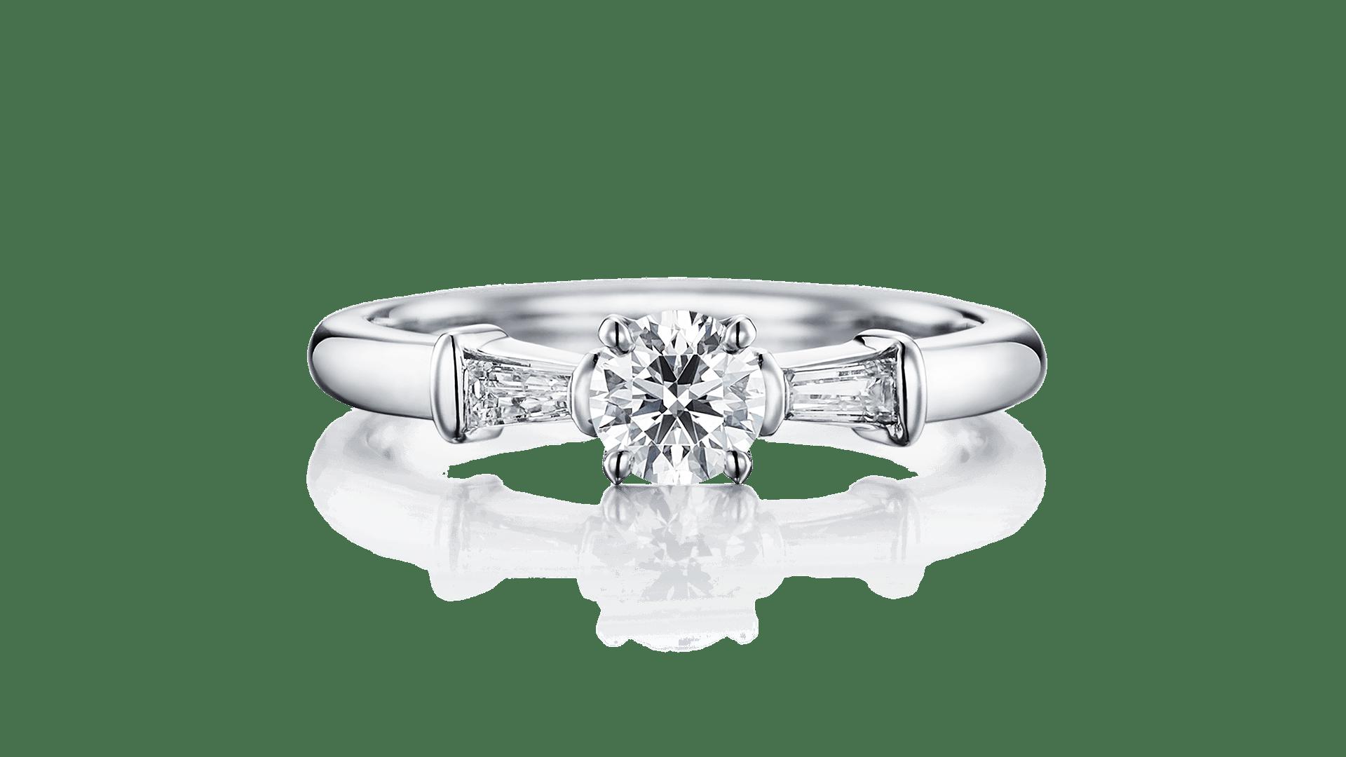 shaula シャウラ | 婚約指輪サムネイル 1