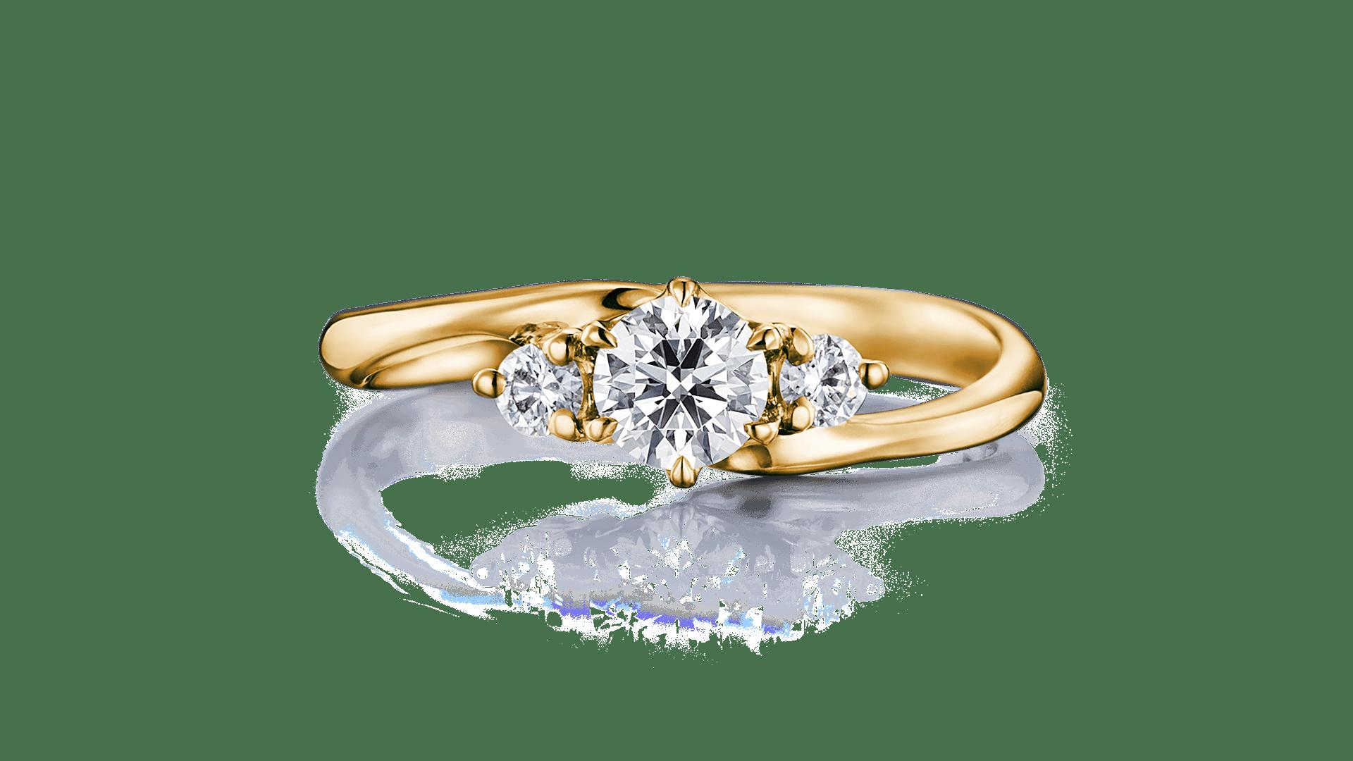 mekalina メカリナ | 婚約指輪サムネイル 1