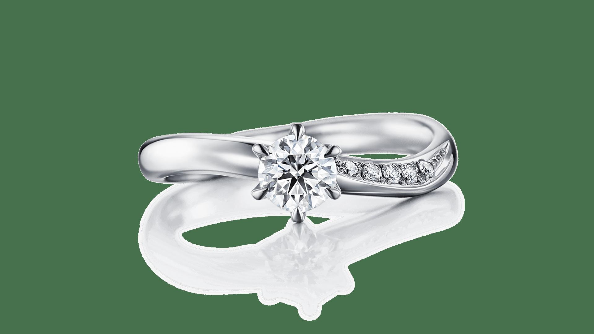 pluto プルート | 婚約指輪サムネイル 1