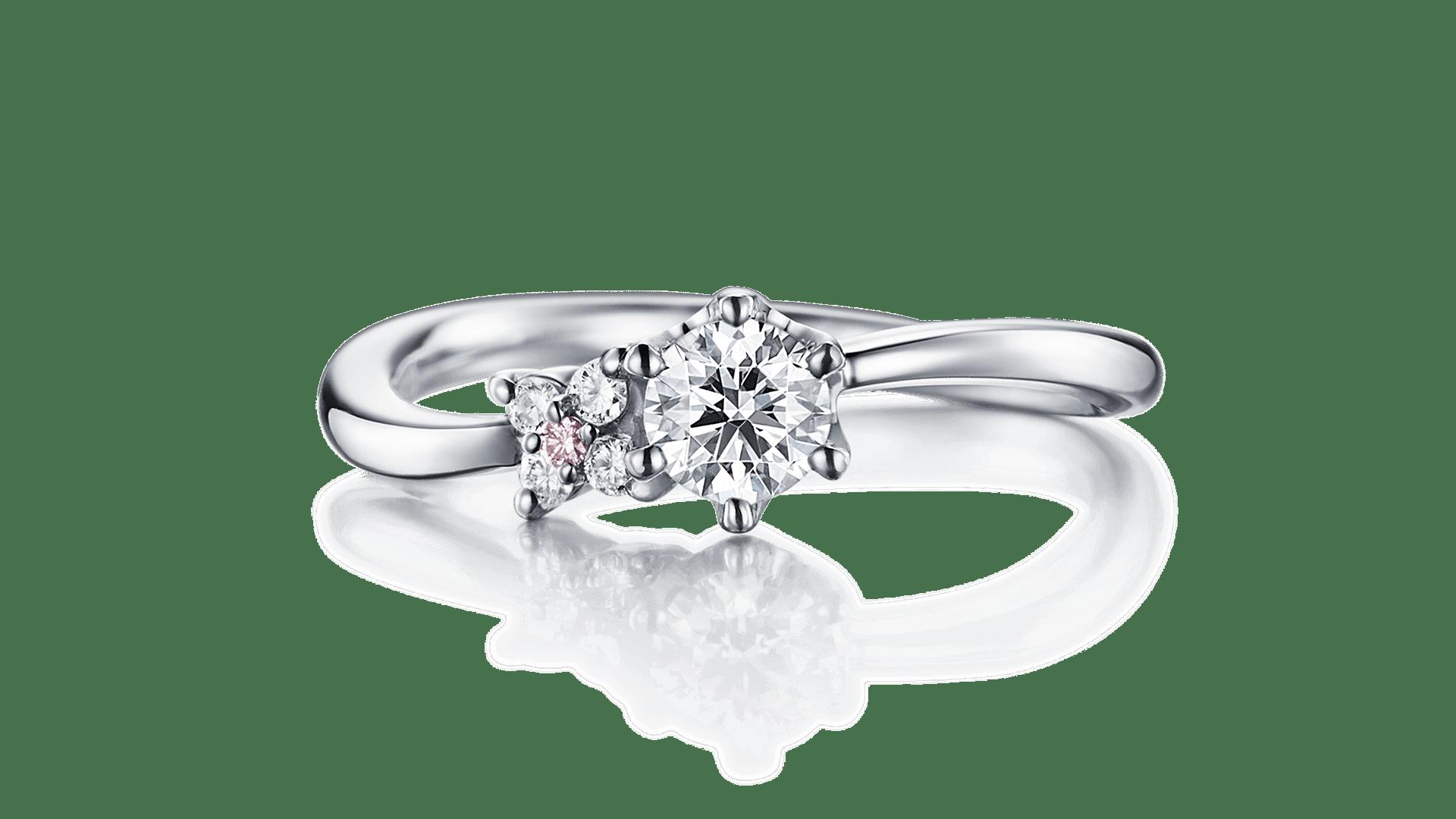 albireo アルビレオ | 婚約指輪サムネイル 1